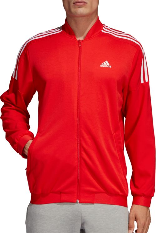 5ccc5696011c adidas Men s Sport ID Bomber Track Jacket. noImageFound. Previous