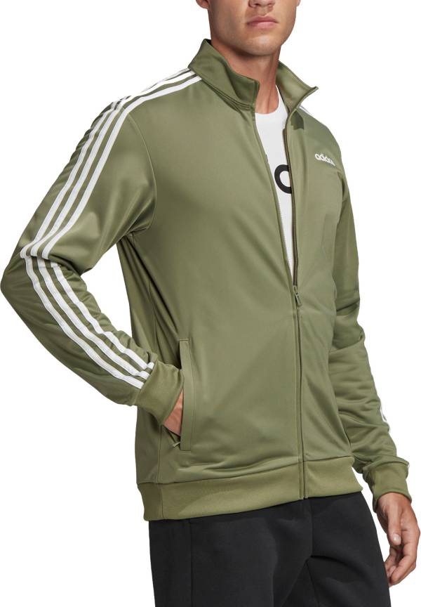 adidas Men's Essentials 3-Stripes Tricot Track Jacket (Regular and Big & Tall) product image