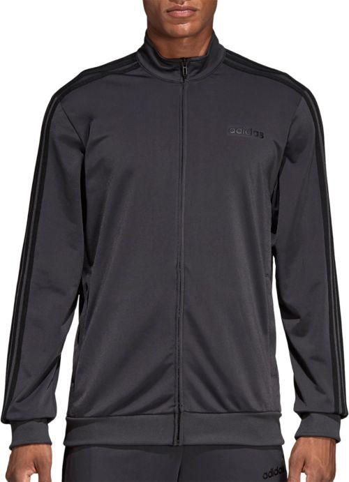 75188e5fcaa8b adidas Men's Essentials 3-Stripes Tricot Track Jacket. noImageFound.  Previous