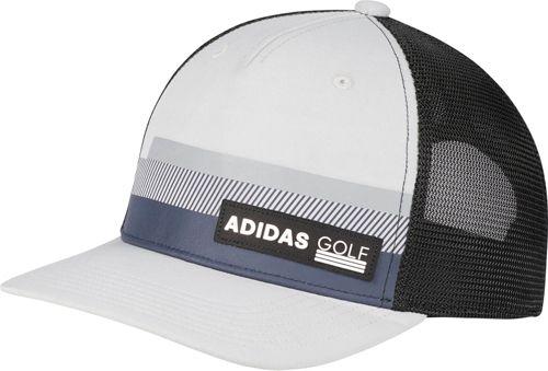 db616875 adidas Men's Stripe Trucker Hat | Golf Galaxy