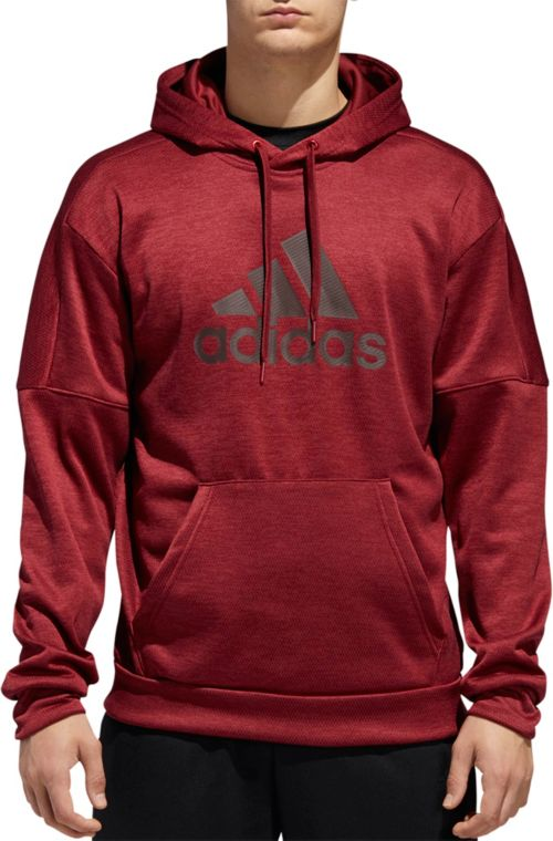 226753a81790 adidas Men s Team Issue Badge Of Sport Hoodie. noImageFound. Previous