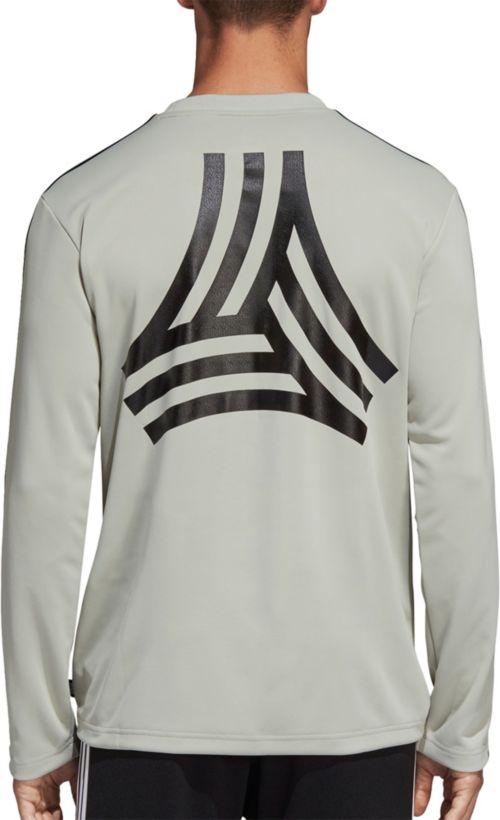 819095c2 adidas Men's Tango Terry Jersey Long Sleeve Shirt. noImageFound. Previous