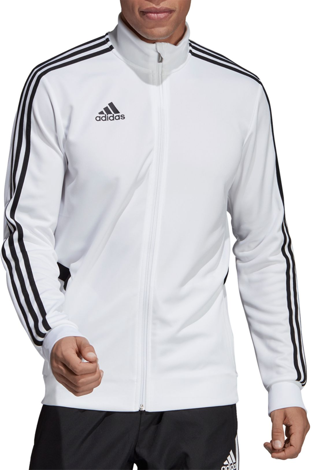 57bb119e8 adidas Men's Tiro 19 Soccer Training Jacket. noImageFound. Previous