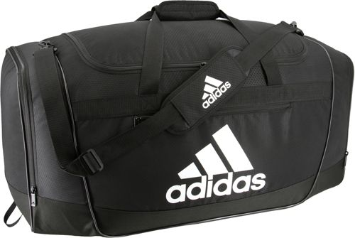 d5f5c9942385 adidas Defender III Large Duffle Bag