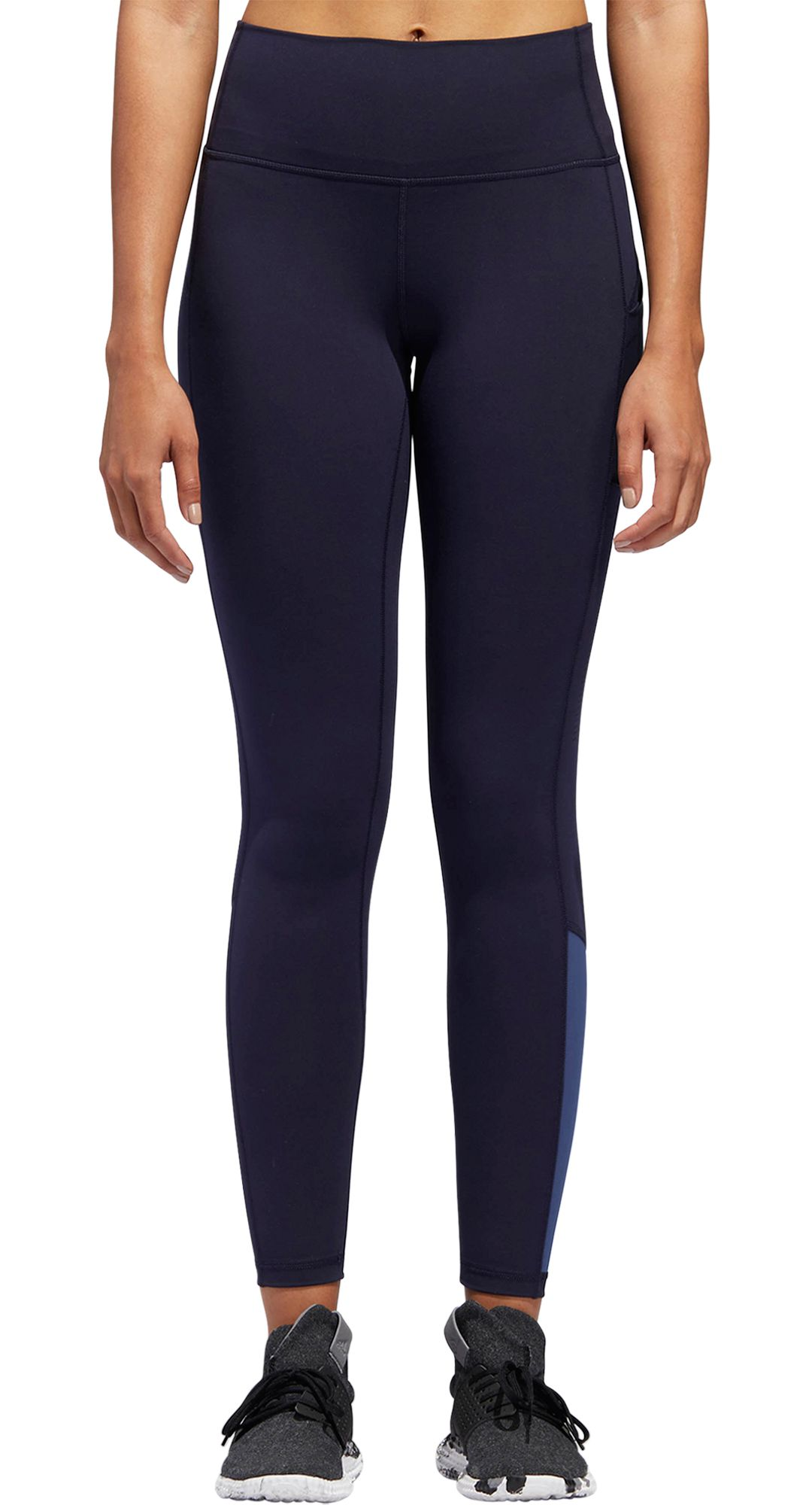 171e4abdfbb21 adidas Women's Believe This HR 7/8 Laser Focus Leggings | DICK'S ...