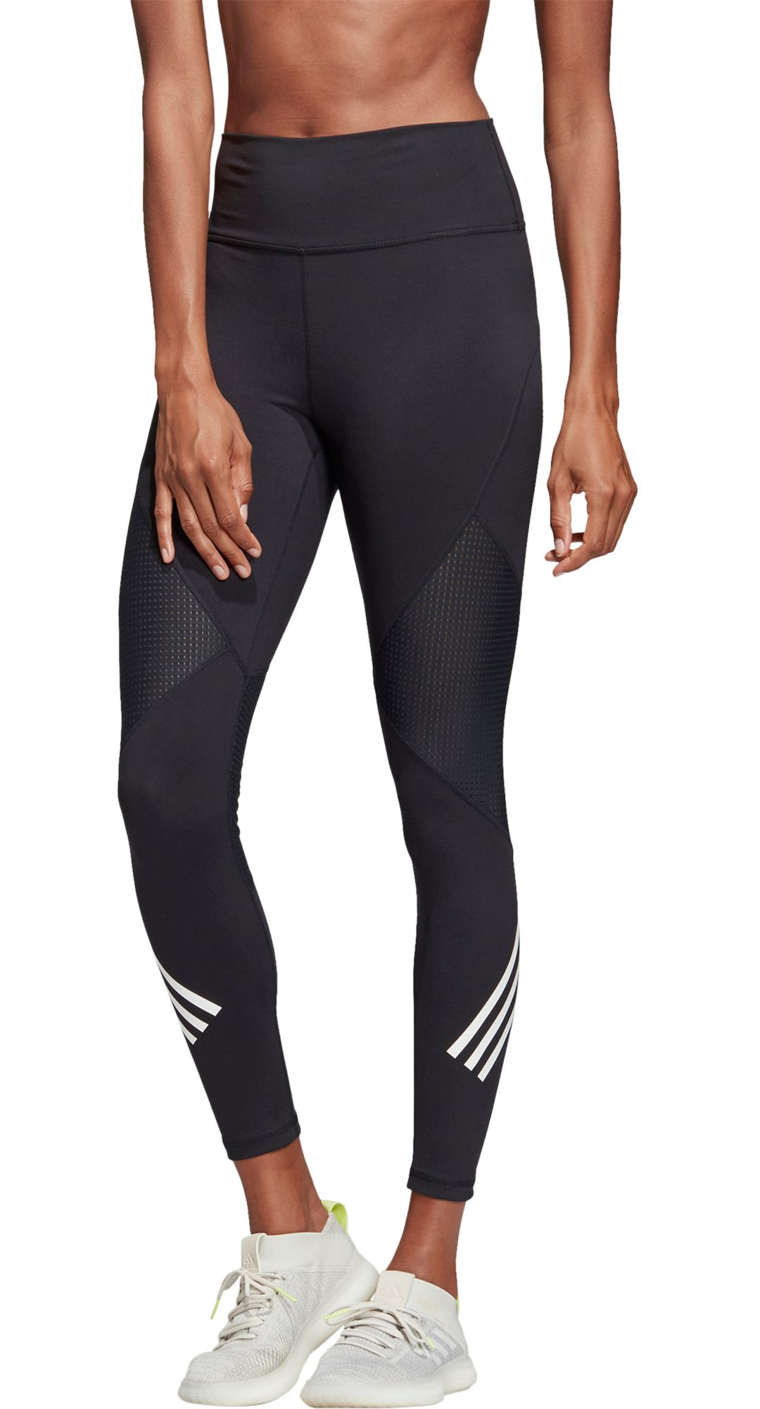 bed2c52cb741a7 adidas Women's Believe This High-Rise 7/8 Length Tights. noImageFound.  Previous