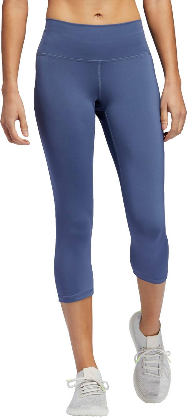 adidas Women's Believe This High Rise 3/4 Length Tights product image
