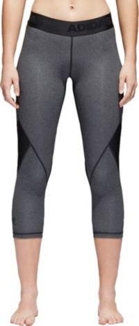 adidas leggings logo downside