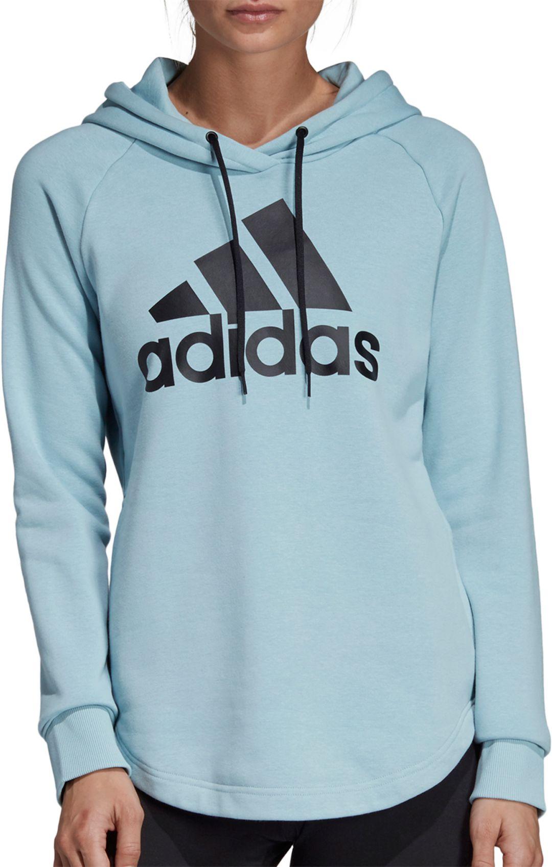 6ef4da17def adidas Women's Must Haves Badge Of Sport Hoodie. noImageFound. Previous