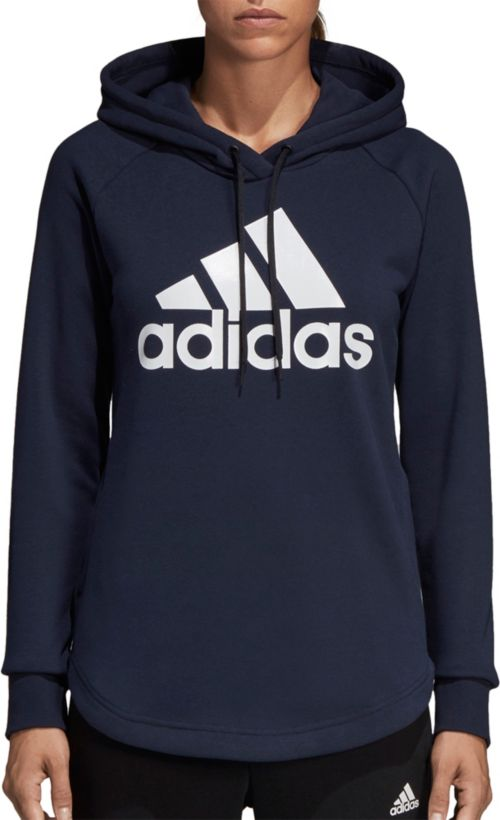 e01cd1f81155 adidas Women s Must Haves Badge Of Sport Hoodie. noImageFound. Previous