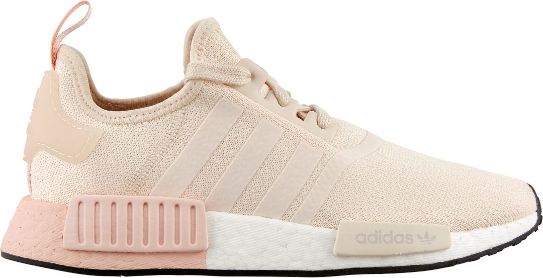 Adidas Originals NMD Dark pink brown white Womens Winter