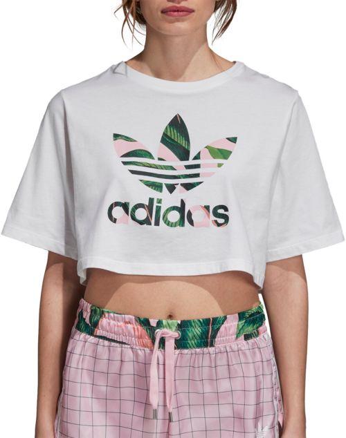 31c268fc023 adidas Originals Women's Farm Cropped T-Shirt. noImageFound. Previous