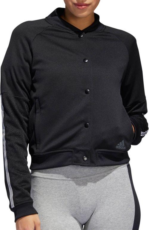 3e632247deb adidas Women's Snap Jacket. noImageFound. Previous