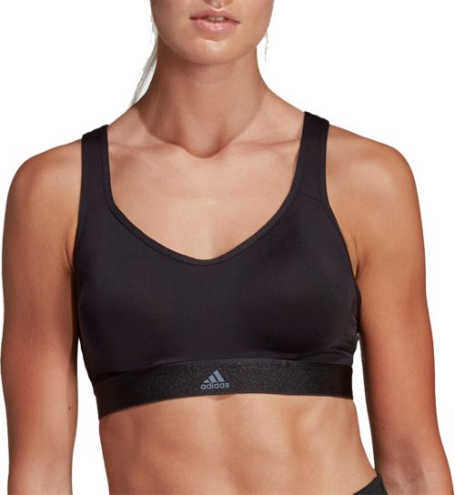 966965e0997 adidas Women s Stronger For It Racerback High-Impact Sports Bra.  noImageFound. Previous