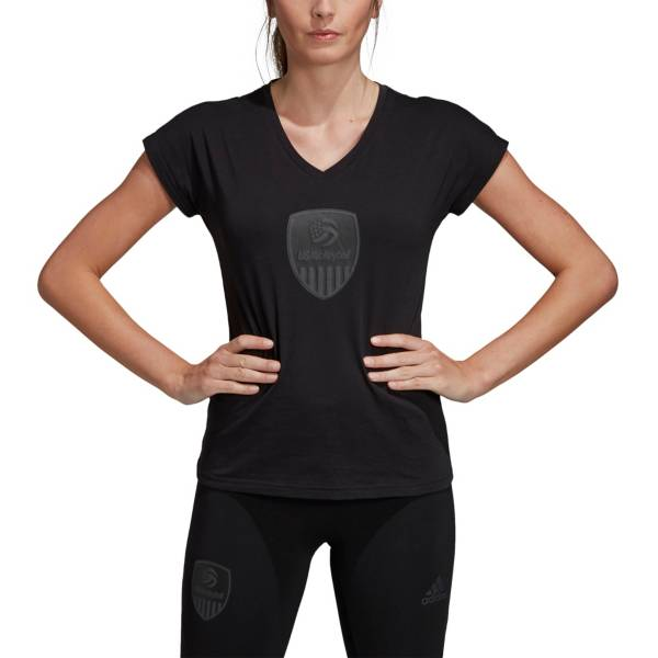 Adidas Women's USA Volleyball T-Shirt product image