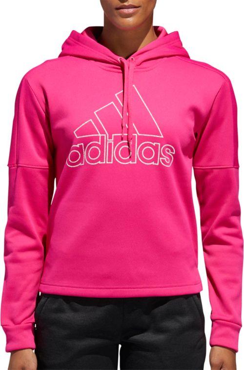 07508904b8fa adidas Women s Team Issue Badge Of Sport Hoodie. noImageFound. Previous