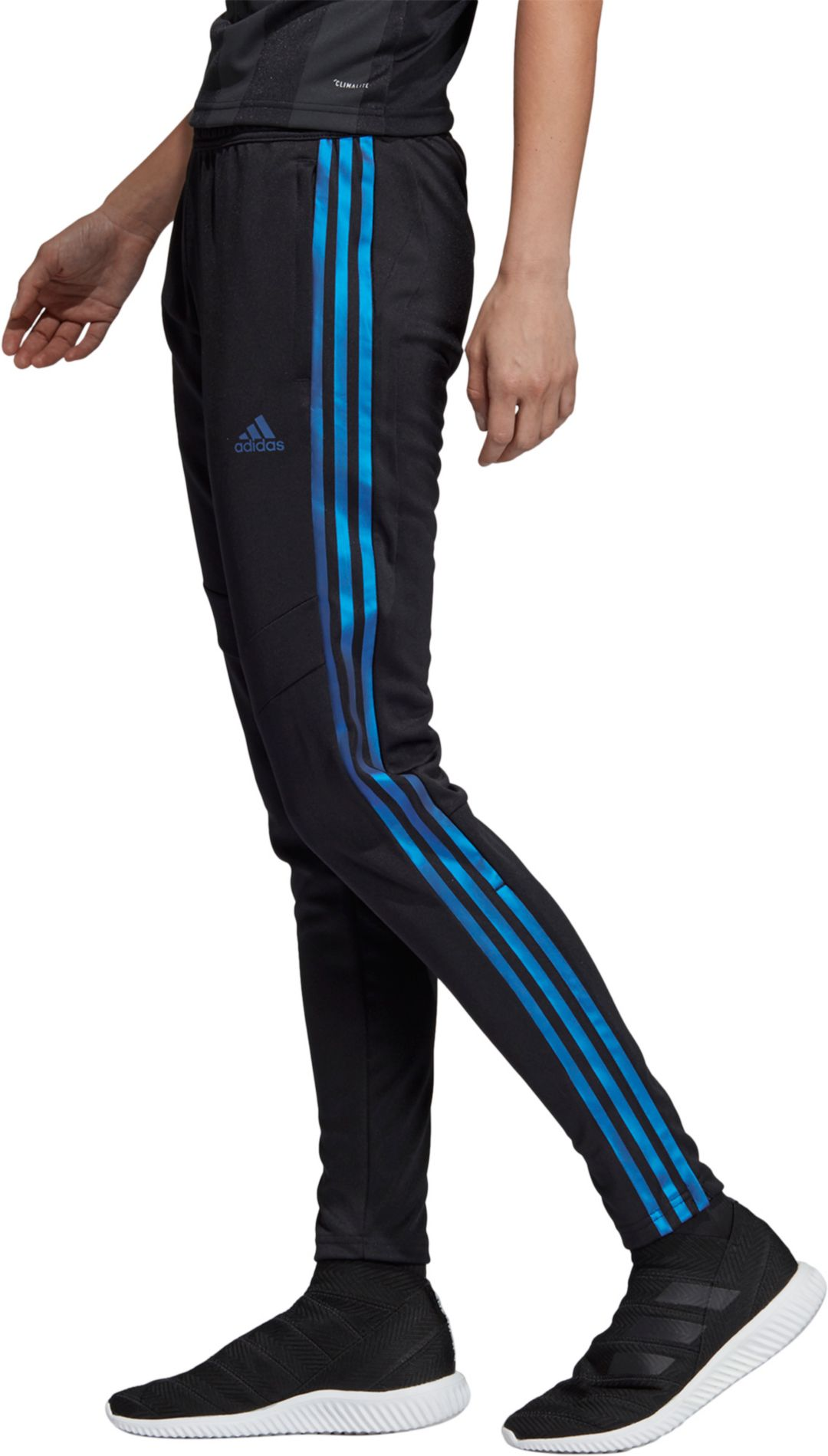 01b37aa8 adidas Women's Metallic Tiro 19 Soccer Training Pants. noImageFound.  Previous
