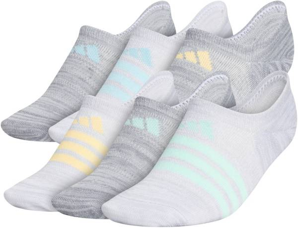 adidas Women's Superlite II Super No Show Socks - 6 Pack product image