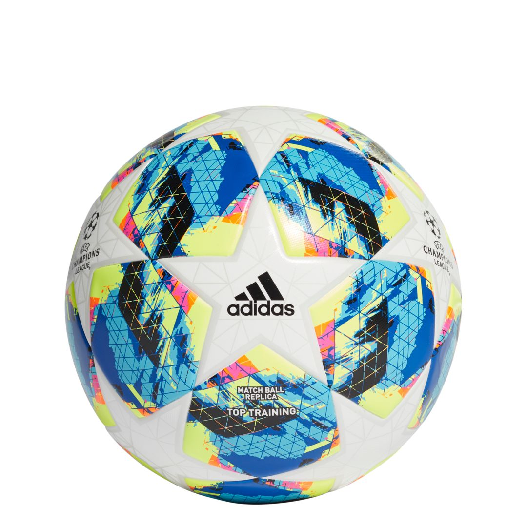 74ed7e419 adidas UEFA Champions League Finale Top Training Soccer Ball. noImageFound.  Previous