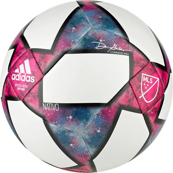 adidas MLS Capitano Soccer Ball product image
