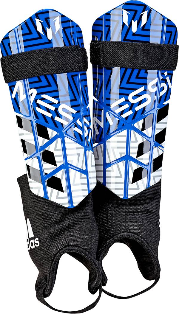adidas Youth Messi 10 Soccer Shin Guards product image
