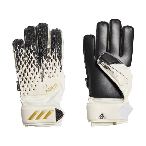 adidas Predator Fingersave Junior Soccer Goalkeeper Gloves product image