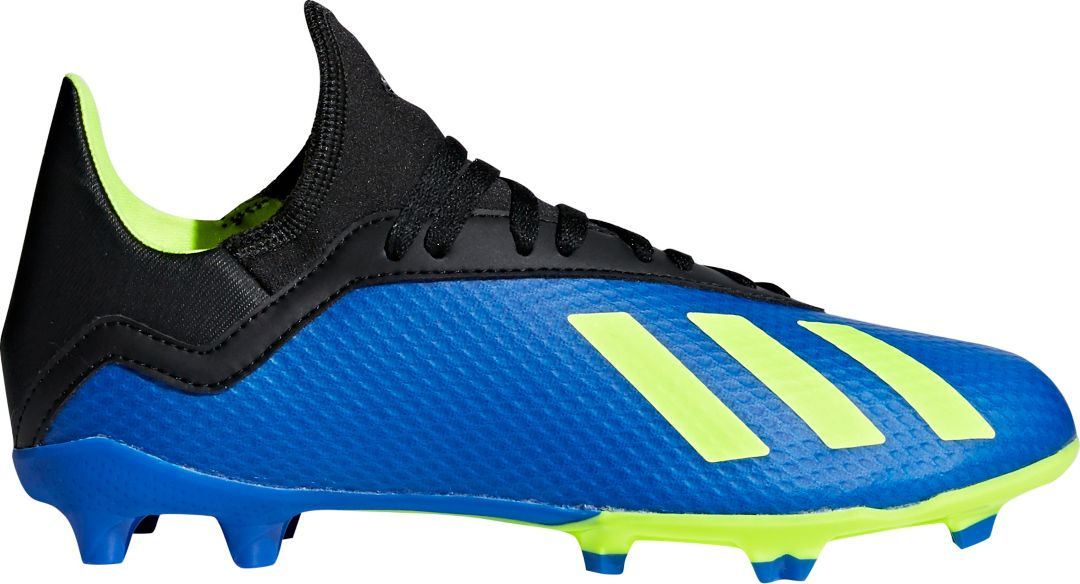 9de4748ab695 adidas Kids' X 18.3 FG Soccer Cleats | DICK'S Sporting Goods