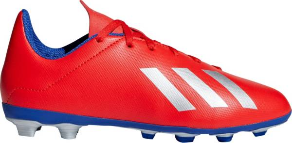 adidas Kids' X 18.4 FXG Soccer Cleats product image