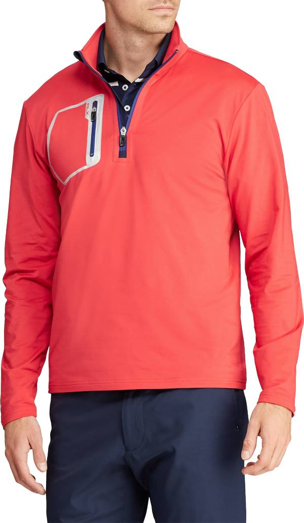 RLX Golf Men's Tech Jersey ½ -Zip Golf Pullover product image