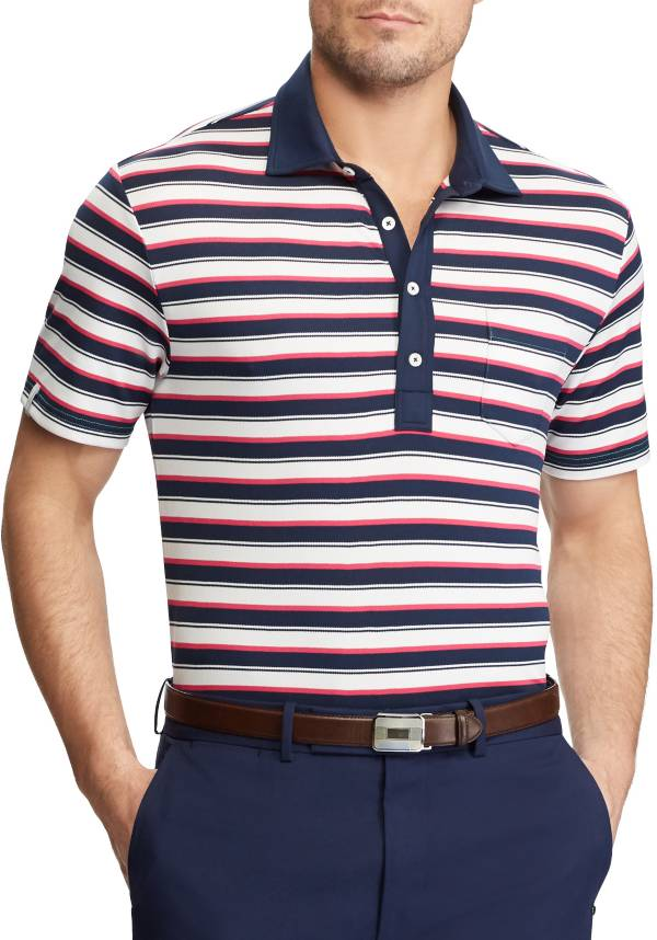 RLX Golf Men's Yarn Dye Tech Pique Golf Polo product image