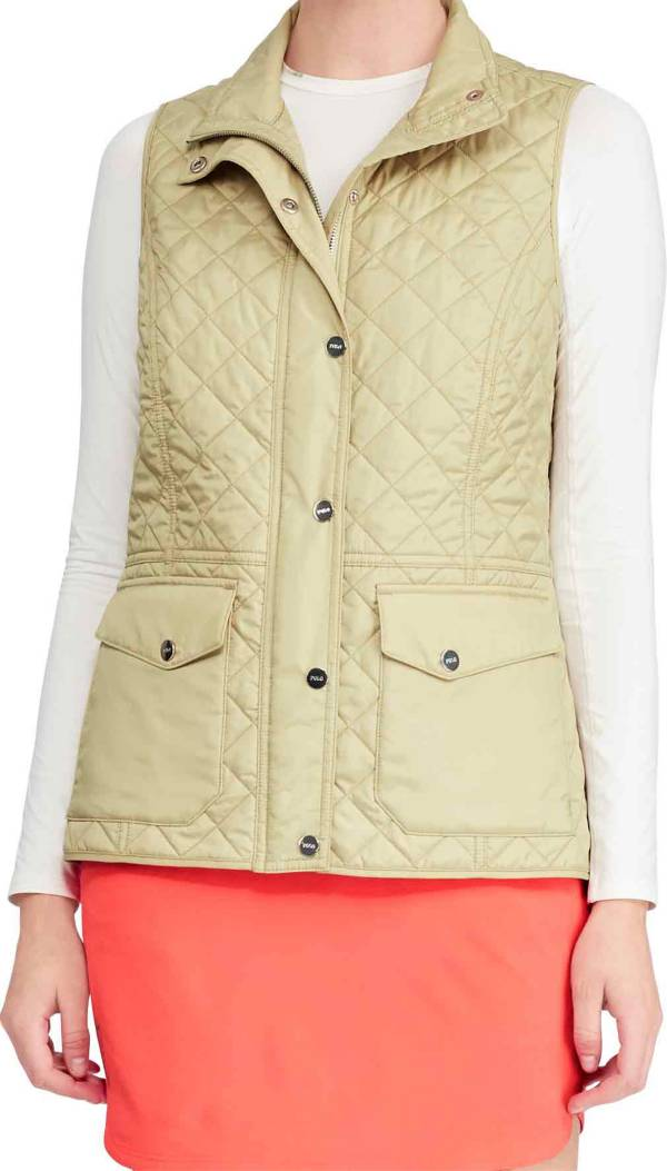 Ralph Lauren Golf Women's Heritage Quilted Vest product image