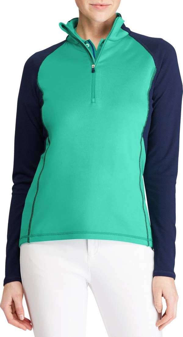 RLX Golf Women's Stretch Jersey ½ -Zip Golf Pullover product image