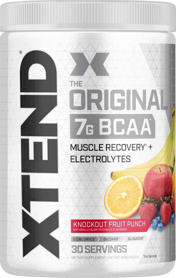 Scivation XTend BCAAs Knockout Fruit Punch 30 Servings product image