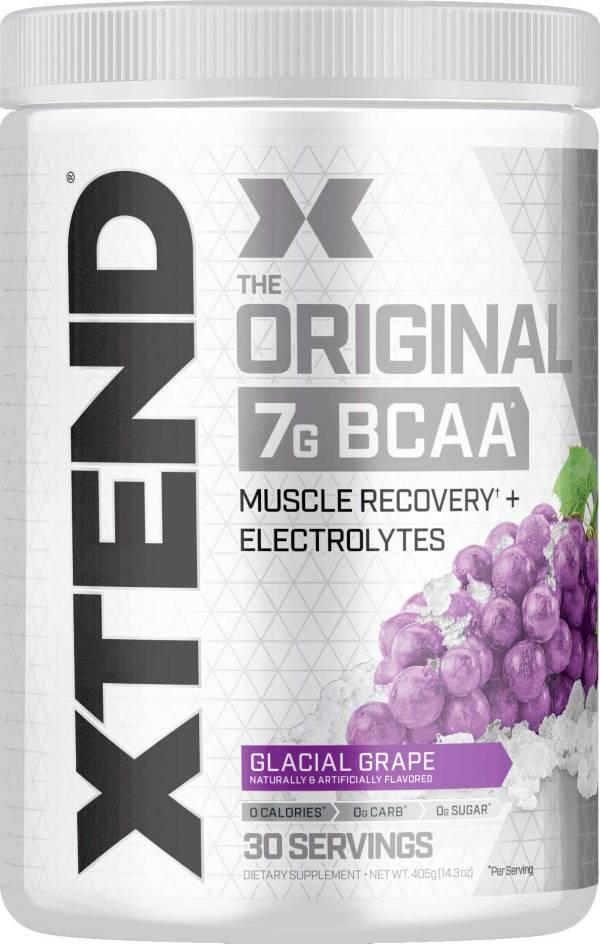 Scivation XTend BCAAs Glacial Grape 30 Servings product image