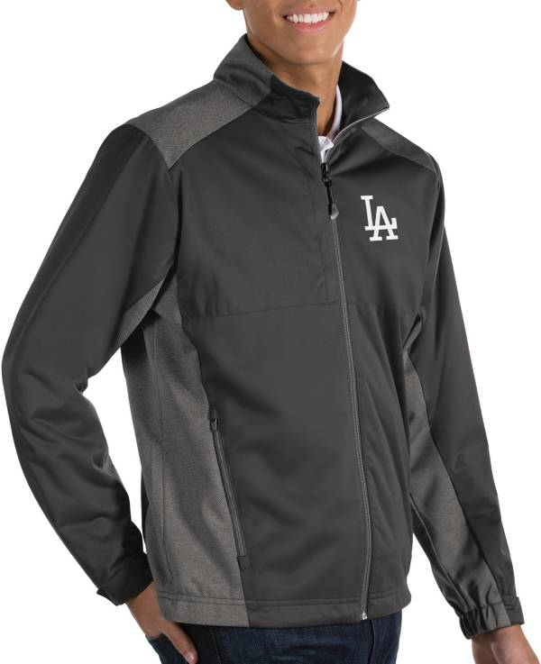 Antigua Men's Los Angeles Dodgers Revolve Full-Zip Jacket product image