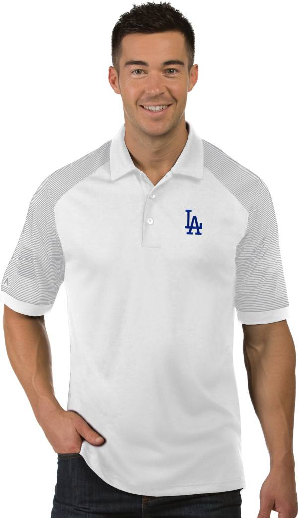Antigua Men's Los Angeles Dodgers Engage Polo product image