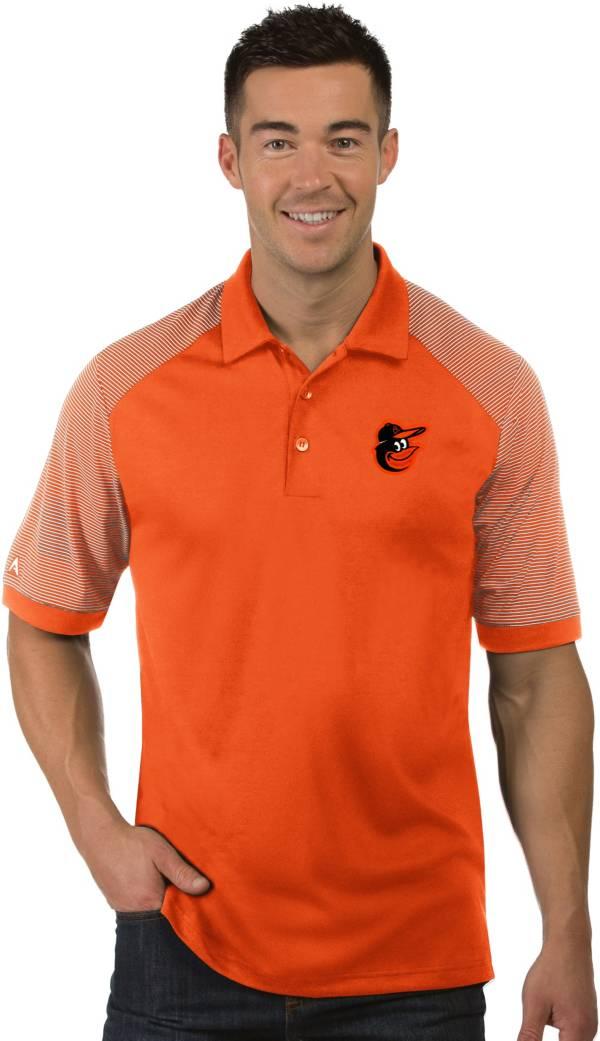 Antigua Men's Baltimore Orioles Engage Polo product image