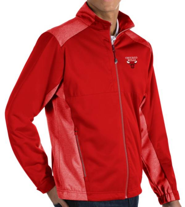 Antigua Men's Chicago Bulls Revolve Full-Zip Jacket product image