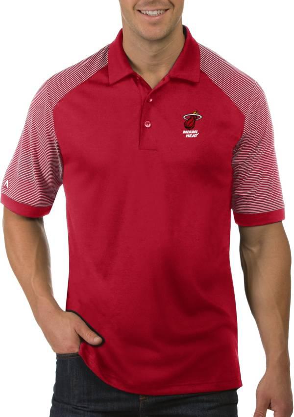 Antigua Men's Miami Heat Engage Polo product image