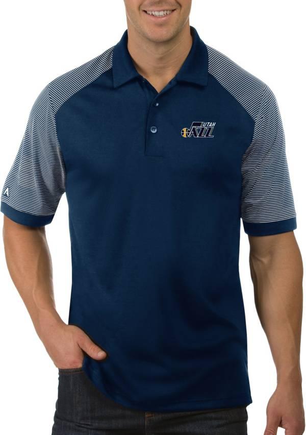 Antigua Men's Utah Jazz Engage Polo product image