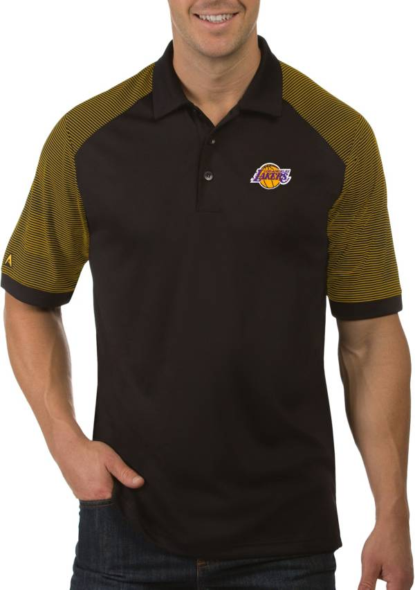 Antigua Men's Los Angeles Lakers Engage Polo product image