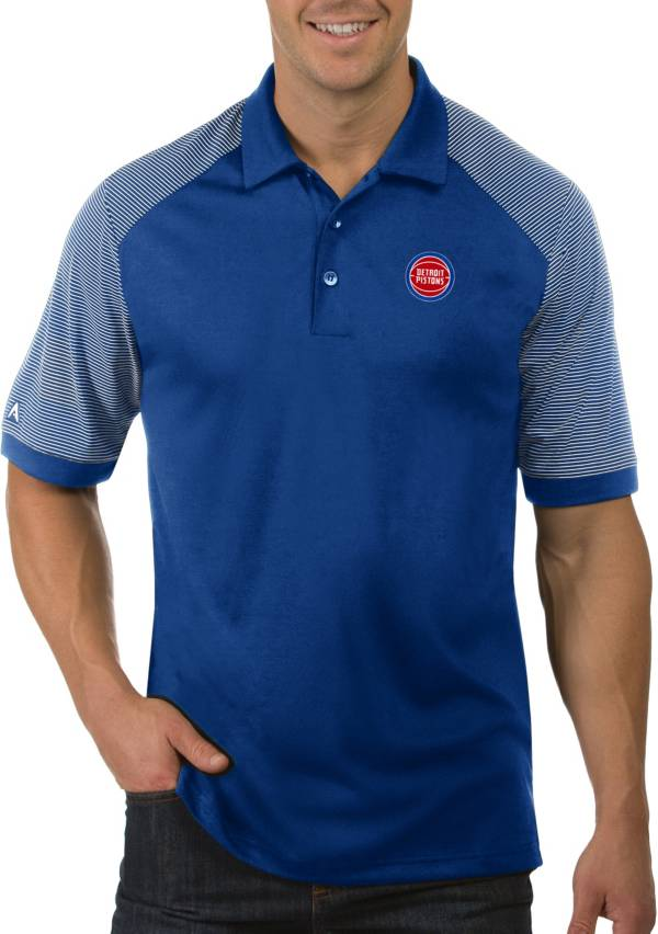 Antigua Men's Detroit Pistons Engage Polo product image