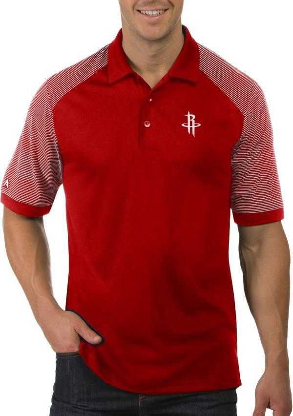 Antigua Men's Houston Rockets Engage Polo product image