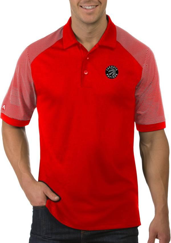 Antigua Men's Toronto Raptors Engage Polo product image