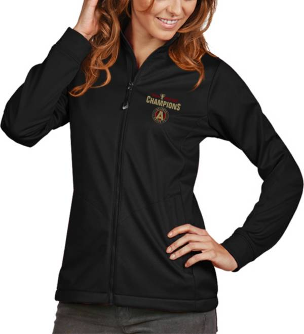 Antigua Women's 2018 MLS Cup Champions Atlanta United Golf Full-Zip Jacket product image