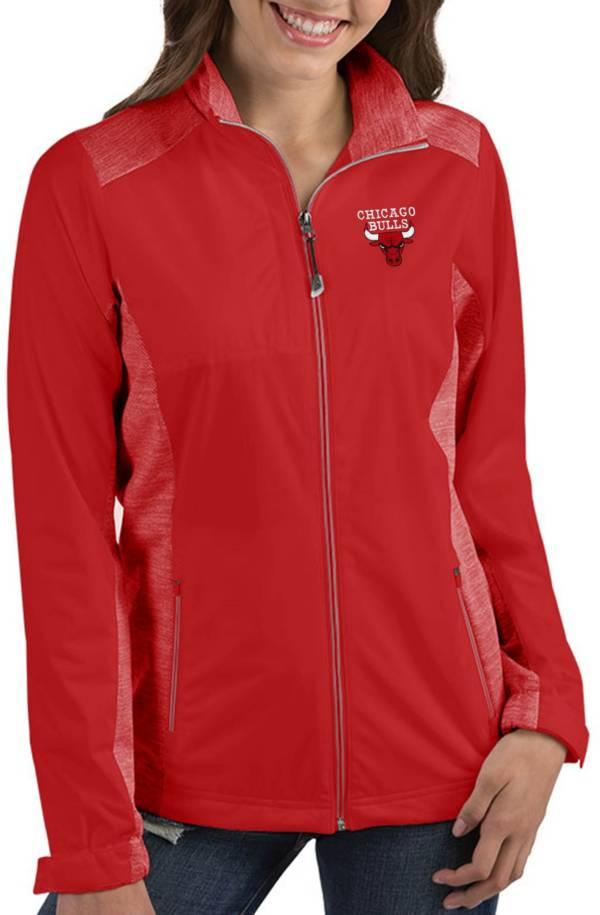 Antigua Women's Chicago Bulls Revolve Full-Zip Jacket product image