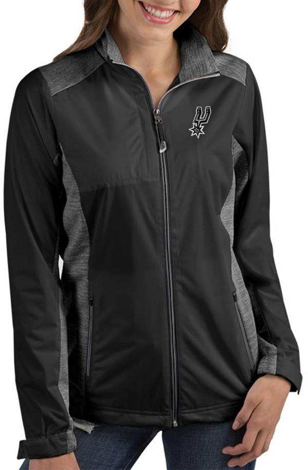 Antigua Women's San Antonio Spurs Revolve Full-Zip Jacket product image