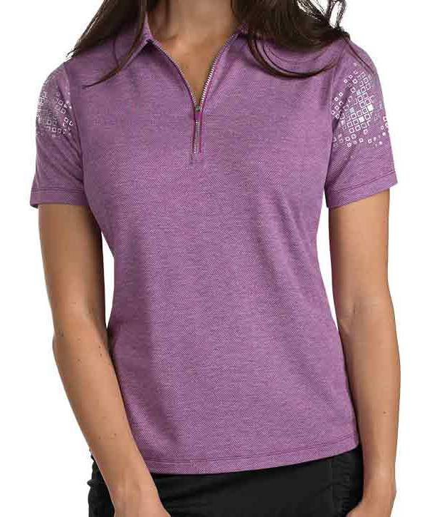 Antigua Women's Wildfire Golf Polo product image