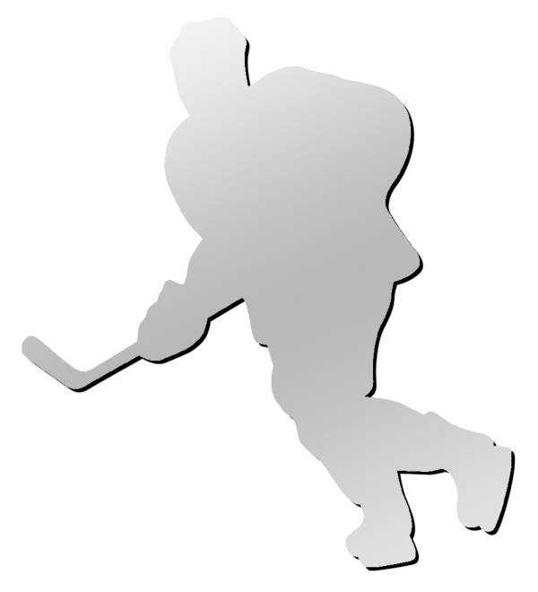 A&R Hockey Player Magnet Decal product image