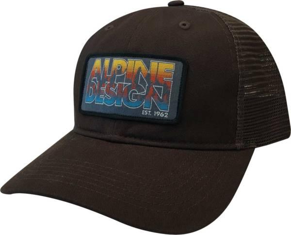 Alpine Design Men's Aztec Patch Trucker Hat product image